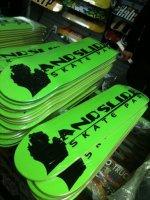 Shop Deck Landslide board