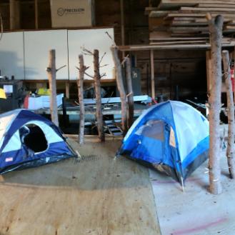 Coleman Camping